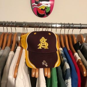 ASU baseball hat